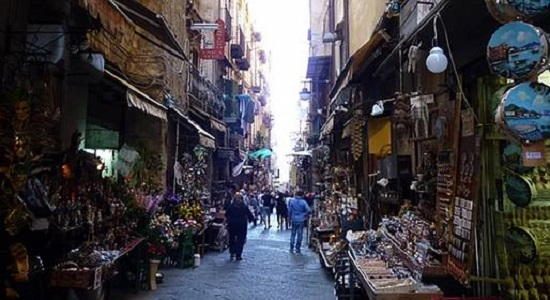 napoli tour centro storico walking tour