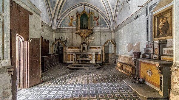 chiesa di santa luciella napoli