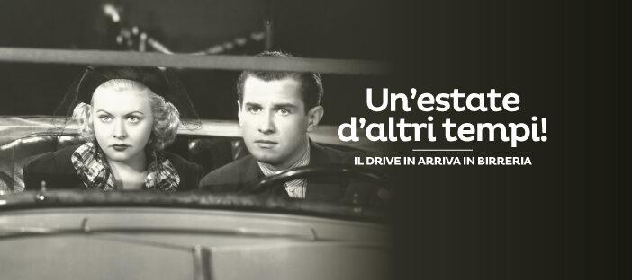 birreria drive-in