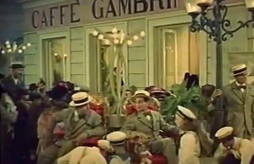 cafè liberty napoli gambrinus
