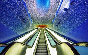 metro napoli arte