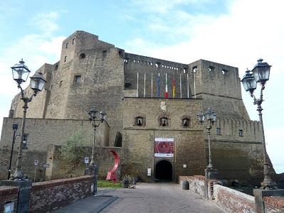 castel dell'ovo eventi luglio 2021